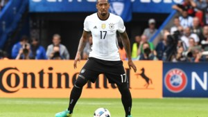 Duitsland optimistisch over speelkansen Boateng