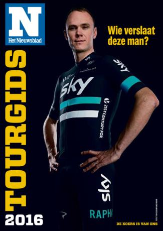 Nu zaterdag: de meest complete Tourgids gratis bij Het Nieuwsblad