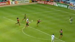 20 jaar geleden deed Karel Poborský dit op Euro '96