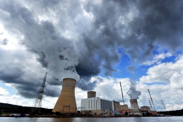 Greenpeace voert actie aan hoofdzetel FANC