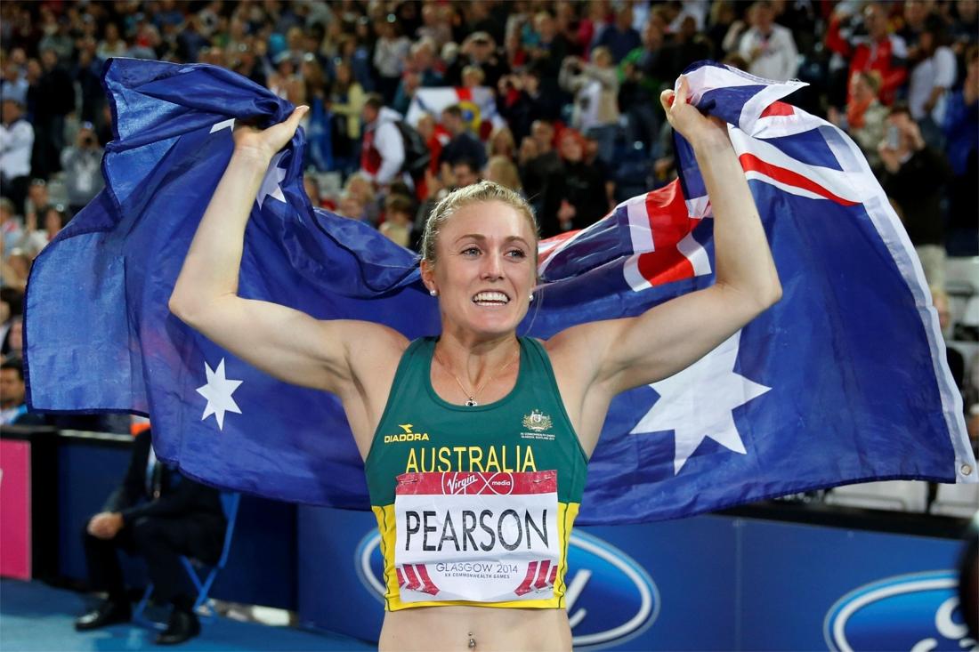 olympic hurdler pearson - 800×533
