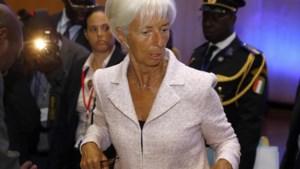 Parket pleit voor proces tegen IMF-topvrouw Lagarde