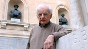 Franse dichter Yves Bonnefoy (93) overleden