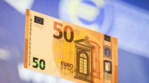 Dit is het nieuwe biljet van 50 euro
