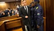 Oscar Pistorius opgesloten in individuele cel in Pretoria