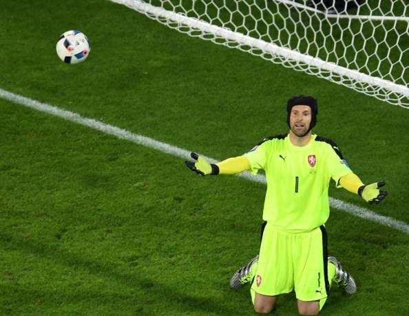 Petr Cech kondigt afscheid van Tsjechische nationale ploeg aan