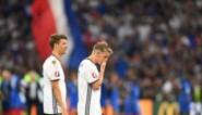 Duitsers hard voor sterkhouders en scheidsrechter, bondscoach Löw aangeslagen
