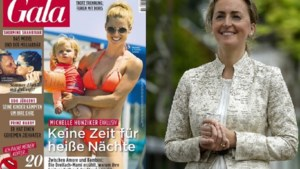 "Duits magazine blundert over ""zwangere"" prinses Claire"