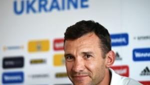 Van coachwissel gesproken: Shevchenko nieuwe bondscoach Oekraïne