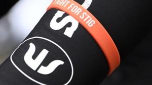 Fanclub Stig Broeckx zet in op verkoop van polsbandjes