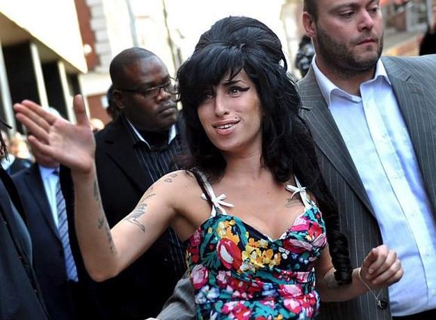 Amy Winehouse: slachtoffer van haar eigen succes