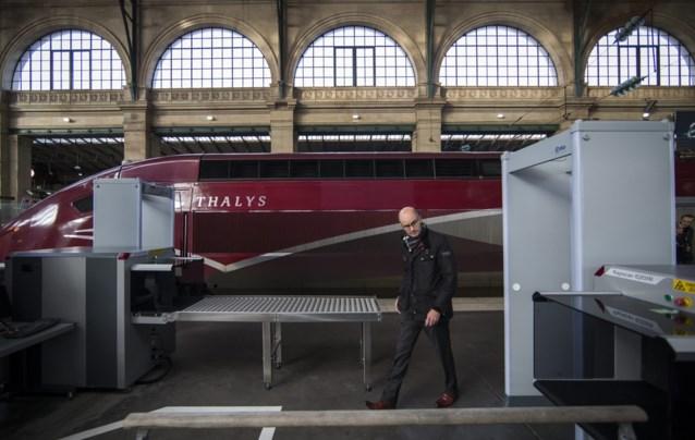 Geen Thalys en Eurostar vanuit Parijs