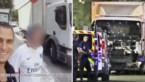 Terrorist van Nice nam lachende selfies naast en in truck