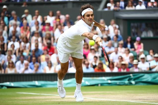 Geen elfde Wimbledon-finale voor Roger Federer: Murray neemt het op tegen Raonic