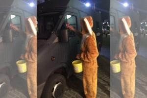 Vrijgezel die een politiecombi wast: moet kunnen op Gentse Feesten