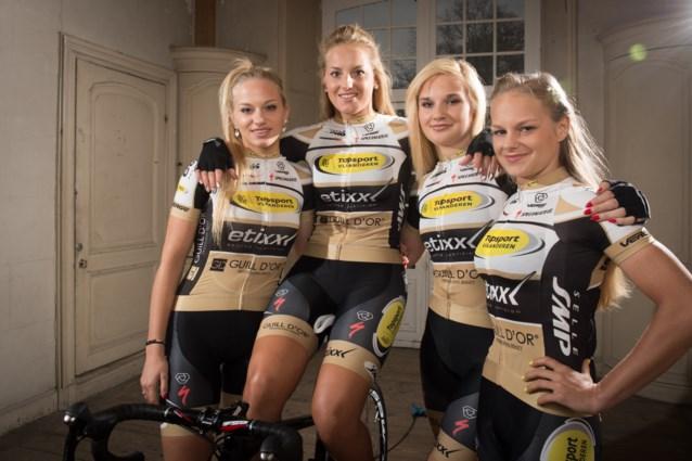 Vier zusjes Druyts zorgen voor wereldprimeur