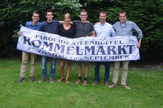 Rommelmarkt blijft bestaan
