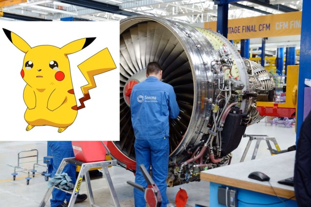 """""""In deze job moet je aandachtig zijn. Pokémon verboden, dus"""""""