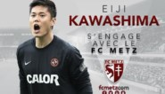 Kawashima (ex-Standard) vindt onderdak in Frankrijk (als derde doelman)