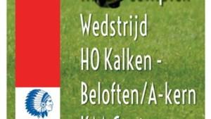 KFC HO Kalken ontvangt KAA Gent