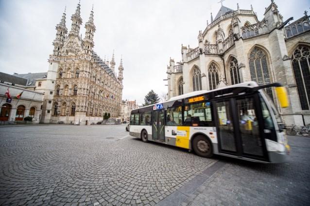 'Bruul Brult' naar Raad van State tegen RUP ondergrondse parking in centrum Leuven