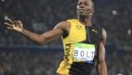 """Bolt snelt naar negende goud en """"triple triple"""" op 4x100m"""