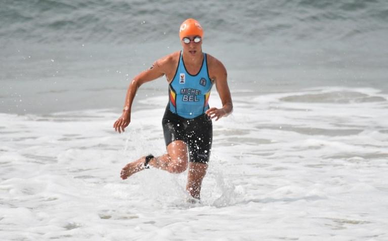 Personal coach verbreekt samenwerking met triatlete Claire Michel na mislukking in Rio