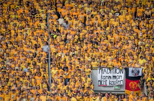 Wansmakelijk: Dresden-fans ontvingen Leipzig met afgehakte stierenkop