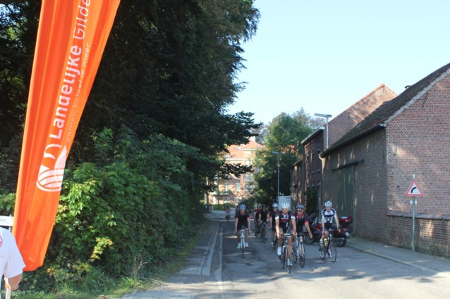 Maak een geanimeerde fietstocht tijdens de Ronde van Leuven