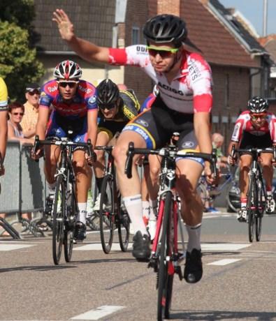 Gerben Thijssen tevreden met tweede plaats in Kortessem