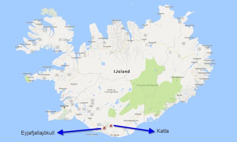 """Een van de gevaarlijkste IJslandse vulkanen staat op uitbarsten: """"Gevolgen kunnen veel erger zijn dan bij Eyjafjallajökull"""""""