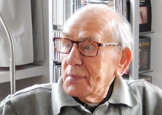 Ereburgemeester Coppieters overleden