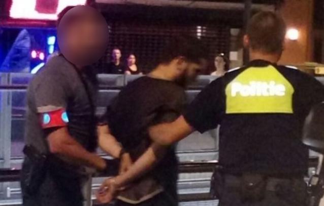 Twee verdachten opgepakt bij politieactie in Antwerpen