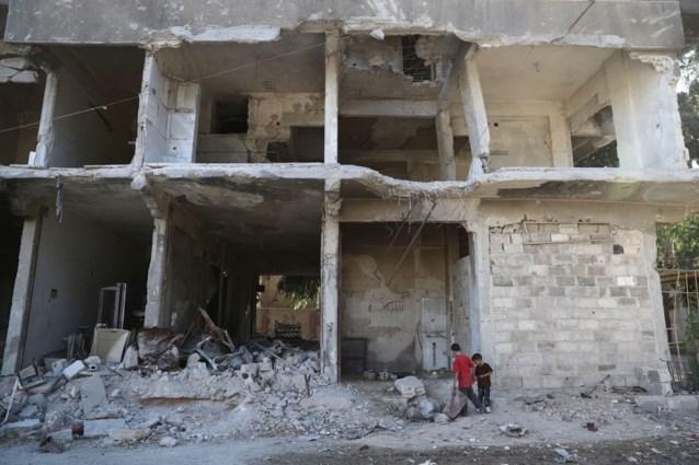 Syrische regering ontkent hulptransporten te blokkeren