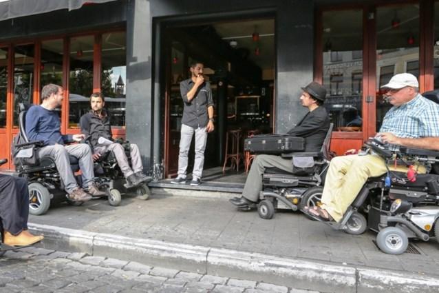 Gentse horeca niet happig op aanpassingen voor rolstoelgebruikers