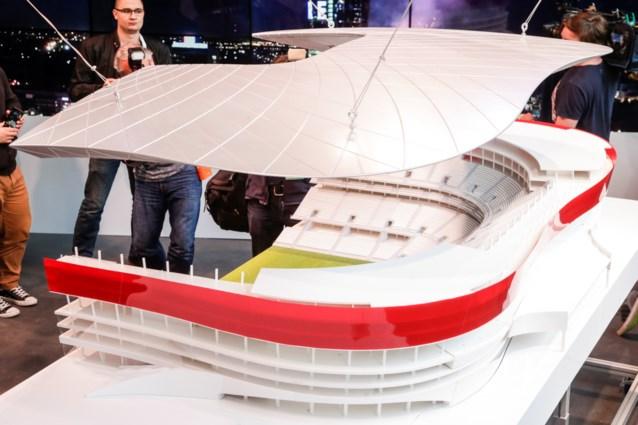 Extra vertraging dreigt voor Eurostadion