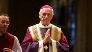 Kardinaal De Kesel: 'Misschien uitdrukking van waardering van paus'