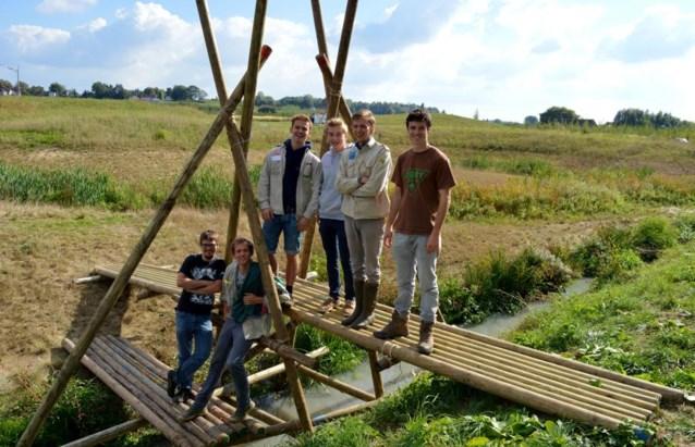 Opknapbeurt van groenzones in Leievallei dankzij project Valys