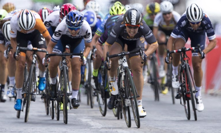 Opvallend: Tour de France integraal op tv en La Course in de bergen