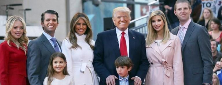 PORTRET. Donald Trump, de succesvolle zakenman die nu ook het Witte Huis inlijft  in zijn vastgoedimperium