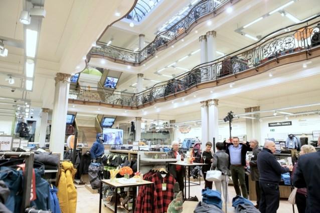 Hier kan je shoppen in de grandeur van de jaren twintig