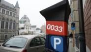 OVERZICHT. Eerste rode (duurdere) parkeerautomaten in centrum Gent