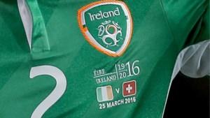 Logo-oorlog tussen Engeland en Ierland: FIFA start onderzoek