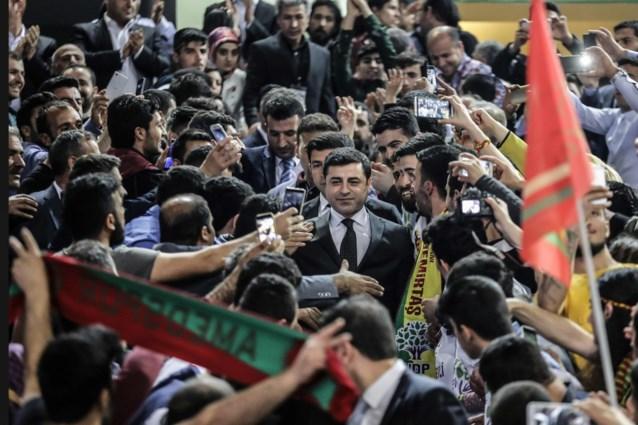 HDP-partijvoorzitters in voorlopige hechtenis in Turkije