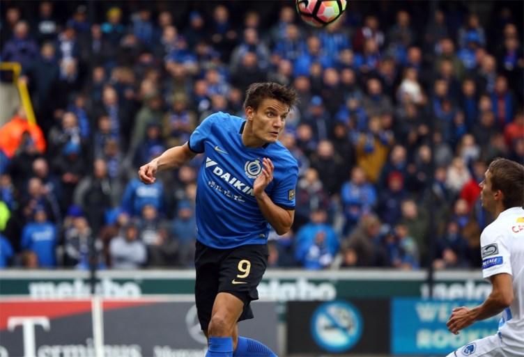 Uitgerekend Jelle Vossen redt Club Brugge van thuisnederlaag tegen Genk