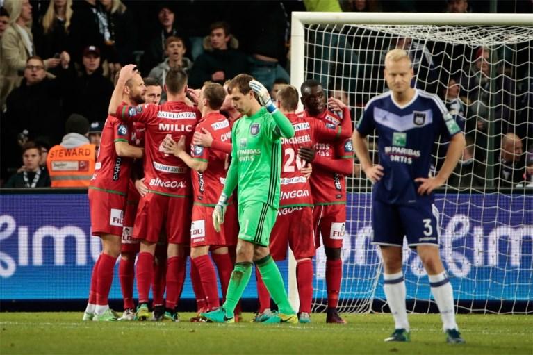 Anderlecht komt weg met punt tegen Oostende na gevleide strafschop