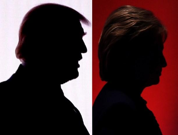 Trump of Clinton? Zo zouden onze politici stemmen