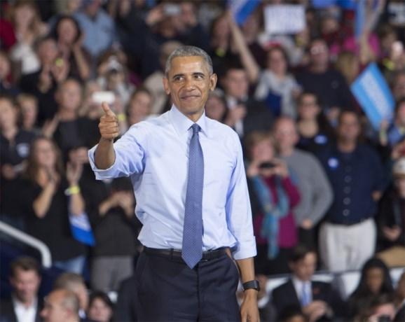 Dit ritueel doet president Obama op verkiezingsdag