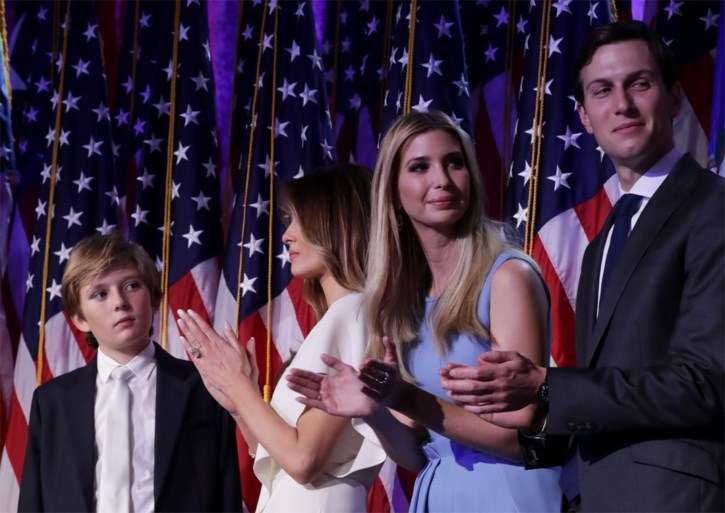 Meet the Trumps: dit is de familie van de 45ste president van Amerika
