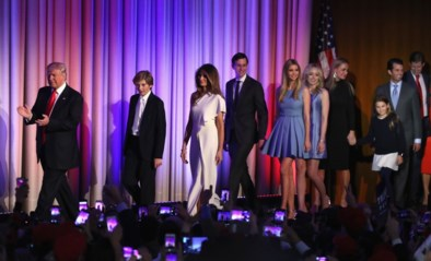 Meet the Trumps: dit is de familie van president Trump